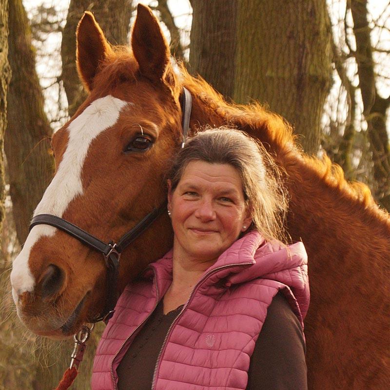 Seit 10 Jahren ein Team: Christiane Rux und Novelle